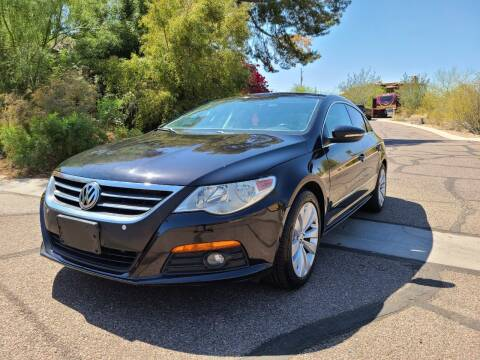 2010 Volkswagen CC for sale at BUY RIGHT AUTO SALES in Phoenix AZ