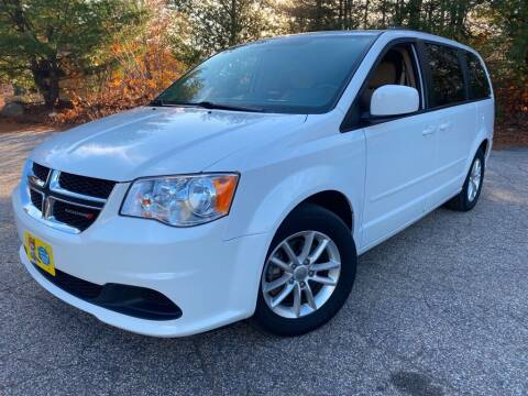 2016 Dodge Grand Caravan for sale at Granite Auto Sales in Spofford NH