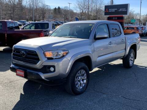 2018 Toyota Tacoma for sale at Midstate Auto Group in Auburn MA