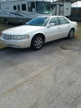 2003 Cadillac Seville for sale at DALE GREEN MOTORS in Mountain Home AR