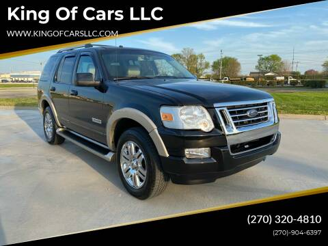 2007 Ford Explorer for sale at King of Cars LLC in Bowling Green KY
