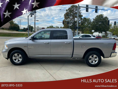 2020 RAM Ram Pickup 1500 Classic for sale at Hills Auto Sales in Salem AR
