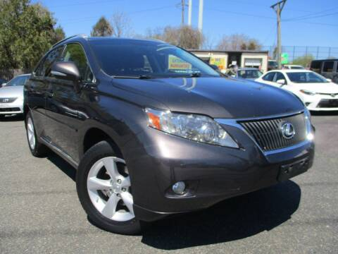 2010 Lexus RX 350 for sale at Unlimited Auto Sales Inc. in Mount Sinai NY