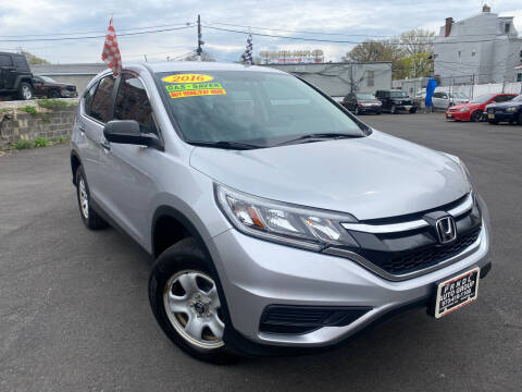 2016 Honda CR-V for sale at PRNDL Auto Group in Irvington NJ