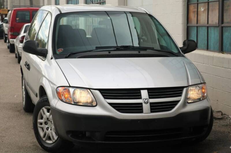 2006 Dodge Caravan for sale at JT AUTO in Parma OH