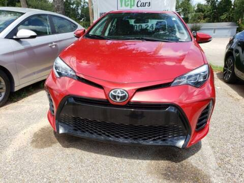 2017 Toyota Corolla for sale at Yep Cars in Dothan AL
