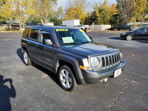 2012 Jeep Patriot for sale at Stach Auto in Janesville WI