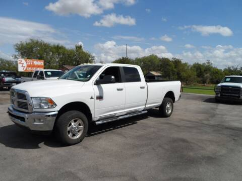 2012 RAM Ram Pickup 3500 for sale at 277 Motors in Hawley TX