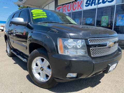 2008 Chevrolet Tahoe for sale at Xtreme Truck Sales in Woodburn OR