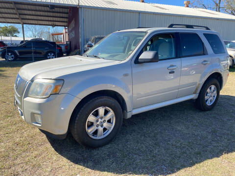 2009 Mercury Mariner for sale at M & M Motors in Angleton TX
