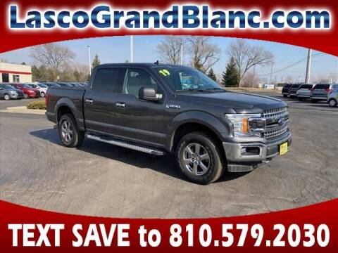 2019 Ford F-150 for sale at LASCO FORD in Fenton MI