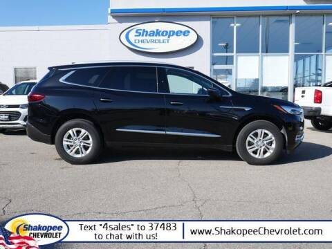 2020 Buick Enclave for sale at SHAKOPEE CHEVROLET in Shakopee MN