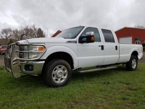 2015 Ford F-250 Super Duty for sale at A & B Auto Sales in Ekalaka MT