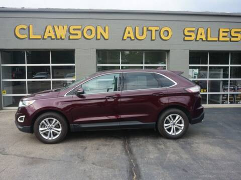 2017 Ford Edge for sale at Clawson Auto Sales in Clawson MI