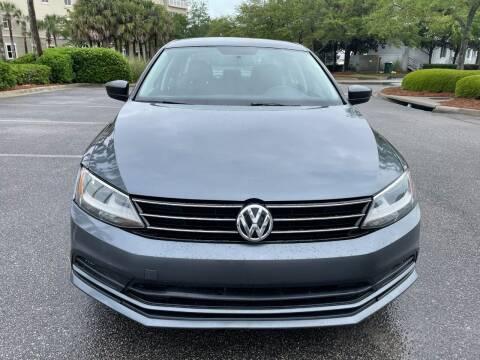 2016 Volkswagen Jetta for sale at Gulf Financial Solutions Inc DBA GFS Autos in Panama City Beach FL
