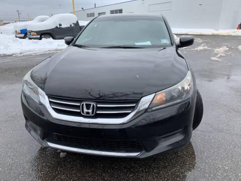 2015 Honda Accord for sale at JerseyMotorsInc.com in Teterboro NJ
