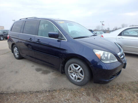 2006 Honda Odyssey for sale at BLACKWELL MOTORS INC in Farmington MO