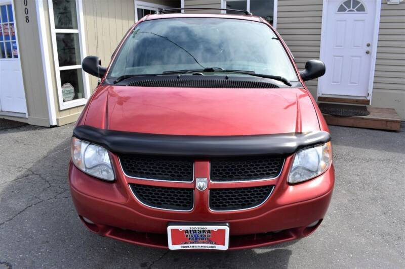 2003 Dodge Grand Caravan for sale at Alaska Best Choice Auto Sales in Anchorage AK
