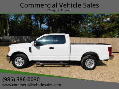 2017 Ford F-250 Super Duty for sale at Commercial Vehicle Sales in Ponchatoula LA