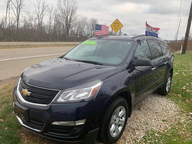 2015 Chevrolet Traverse for sale at Lighthouse Auto Sales in Holland MI