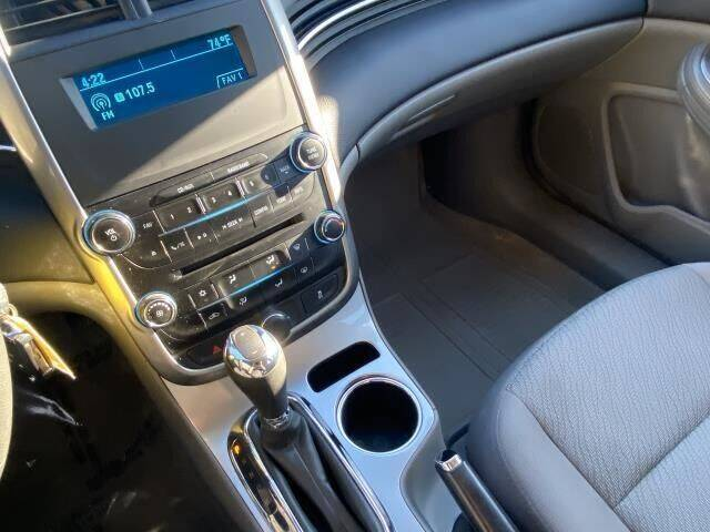 2016 Chevrolet Malibu Limited LS 4dr Sedan - Saint Louis MI