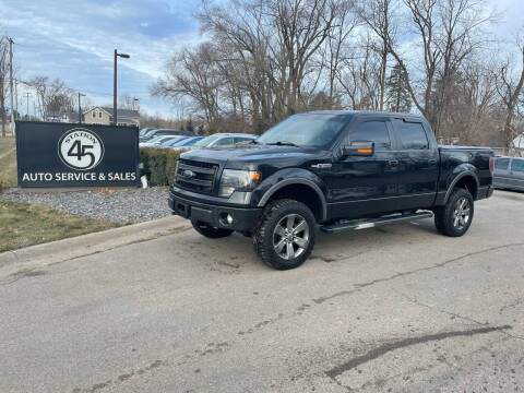 2013 Ford F-150 for sale at Station 45 Auto Sales Inc in Allendale MI