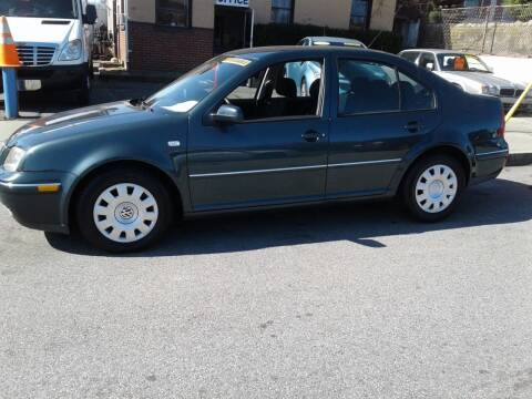 2004 Volkswagen Jetta for sale at Nelsons Auto Specialists in New Bedford MA