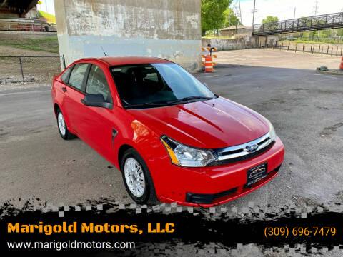 2008 Ford Focus for sale at Marigold Motors, LLC in Pekin IL