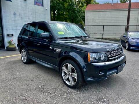 2012 Land Rover Range Rover Sport for sale at Saugus Auto Mall in Saugus MA