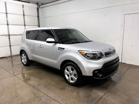 2018 Kia Soul for sale at PARKWAY AUTO in Hudsonville MI