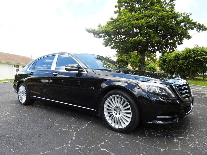 2016 Mercedes-Benz S-Class for sale at SUPER DEAL MOTORS 441 in Hollywood FL