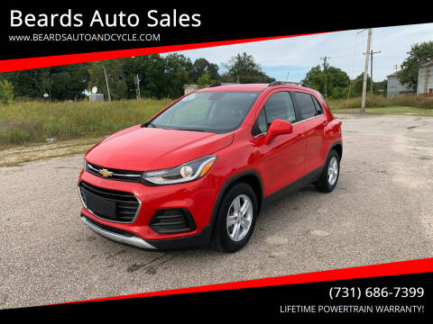 2018 Chevrolet Trax for sale at Beards Auto Sales in Milan TN