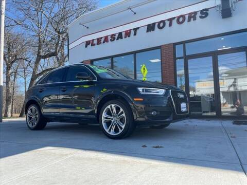 2015 Audi Q3 for sale at Pleasant Motors in New Bedford MA