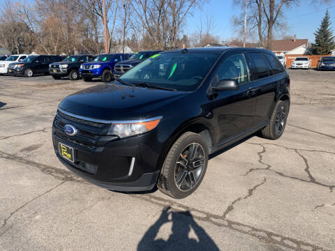 2014 Ford Edge for sale at PAPERLAND MOTORS - Fresh Inventory in Green Bay WI
