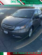 2014 Honda Odyssey for sale at Los Primos Auto Plaza in Antioch CA