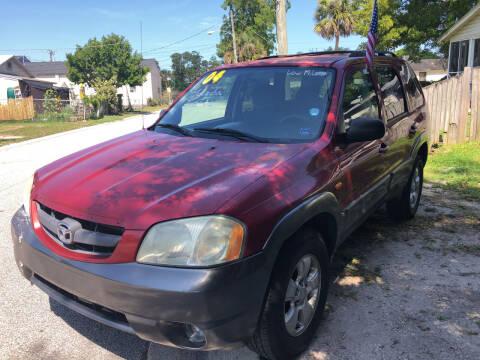 2004 Mazda Tribute for sale at Castagna Auto Sales LLC in Saint Augustine FL