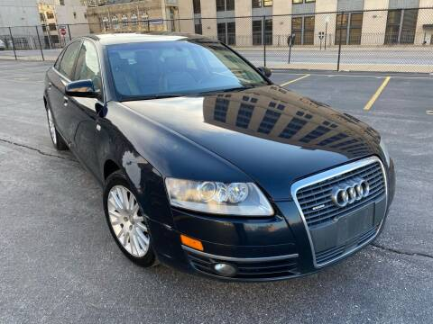 2006 Audi A6 for sale at Supreme Auto Gallery LLC in Kansas City MO