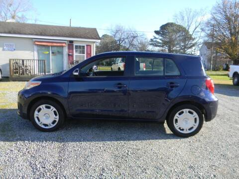 2009 Scion xD for sale at SeaCrest Sales, LLC in Elizabeth City NC