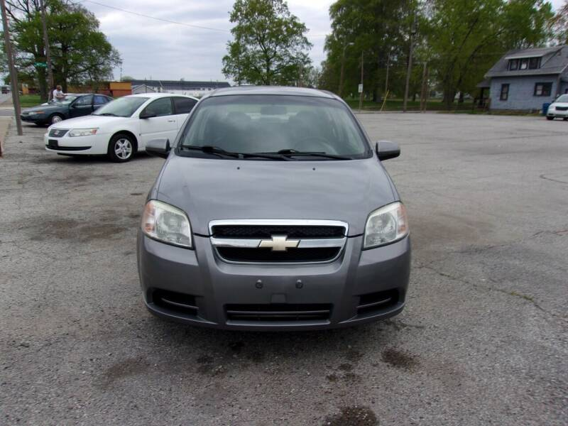 2011 Chevrolet Aveo for sale at Car Credit Auto Sales in Terre Haute IN