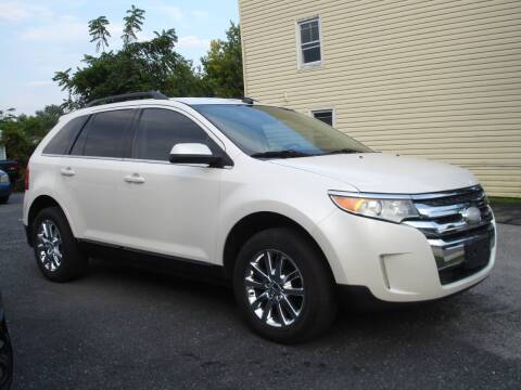 2012 Ford Edge for sale at Pete's Bridge Street Motors in New Cumberland PA