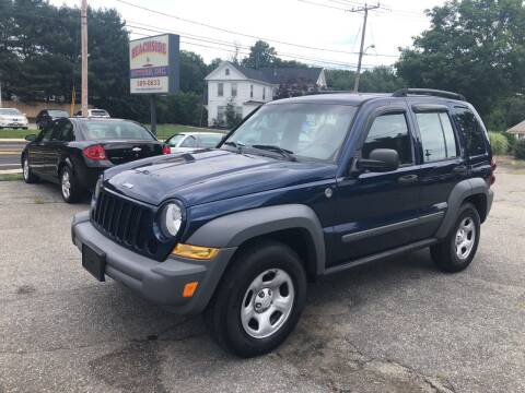 2005 Jeep Liberty for sale at Beachside Motors, Inc. in Ludlow MA