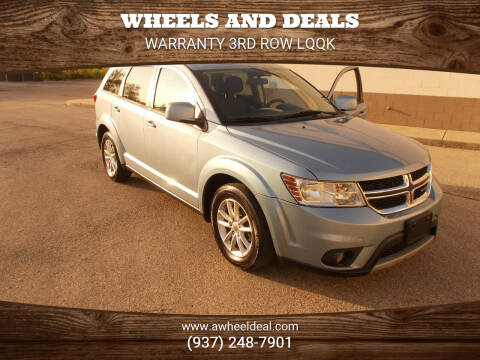 2013 Dodge Journey for sale at Wheels and Deals in New Lebanon OH