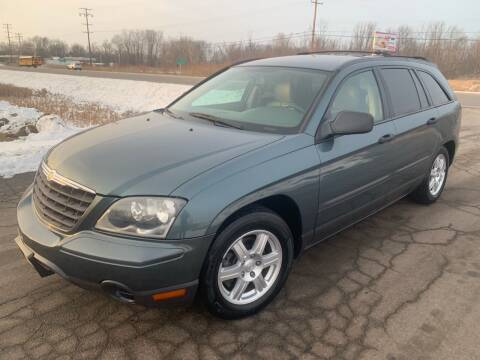 2006 Chrysler Pacifica for sale at Sunshine Auto Sales in Menasha WI