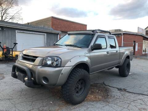 2004 Nissan Frontier for sale at Emory Street Auto Sales and Service in Attleboro MA