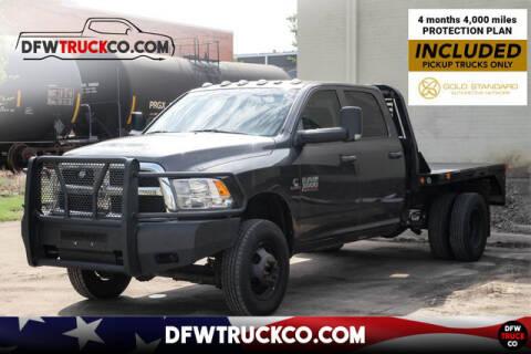 2017 RAM Ram Pickup 3500 for sale at DFWTRUCKCO.COM LLC in Dallas TX
