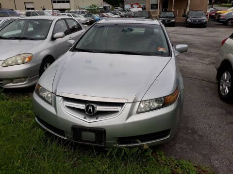 2004 Acura TL for sale at GALANTE AUTO SALES LLC in Aston PA