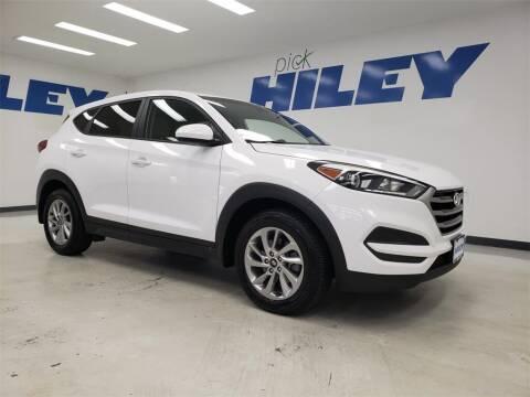 2017 Hyundai Tucson for sale at HILEY MAZDA VOLKSWAGEN of ARLINGTON in Arlington TX