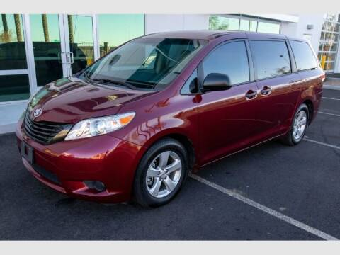 2013 Toyota Sienna for sale at REVEURO in Las Vegas NV
