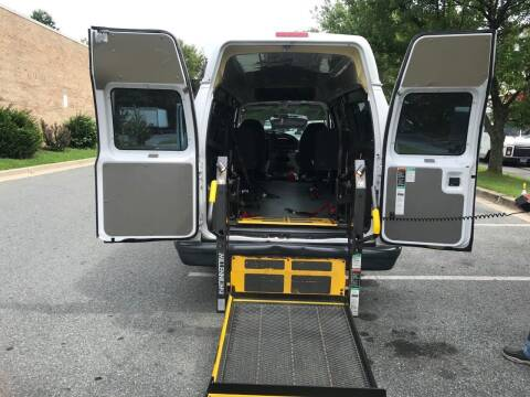 2008 Ford E-Series Cargo for sale at Bob's Motors in Washington DC