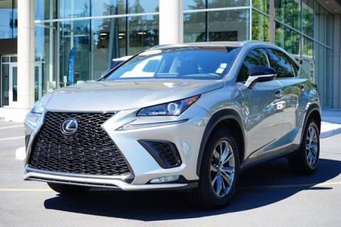 2019 Lexus NX 300 for sale at Jeremy Sells Hyundai in Edmonds WA